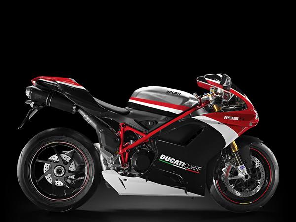 Ducati Superbike 1198 S Corse