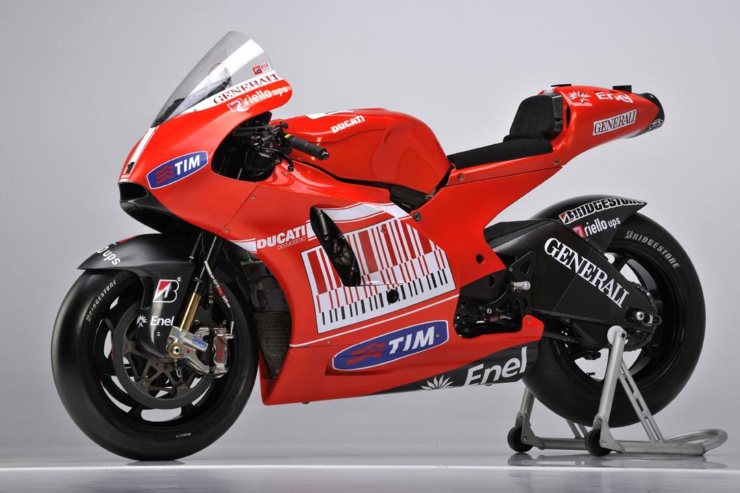 Ducati Desmosedici GP 10