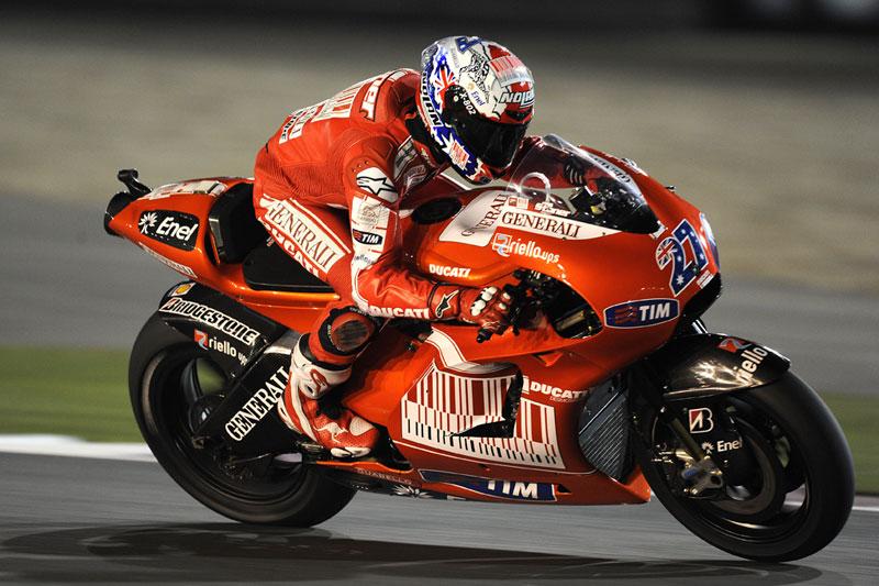 Casey Stoner, Team Ducati MotoGP 2010