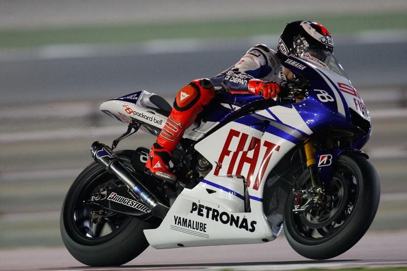 Jorge Lorenzo, Fiat Yamaha MotoGP 2010