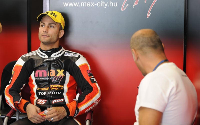 JIR TEAM Moto2 - Mattia Pasini