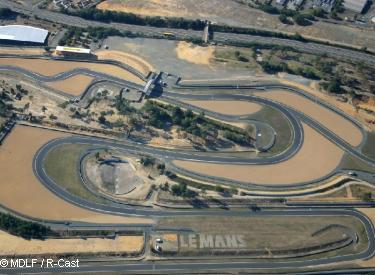 Circuito di Le Mans, Francia