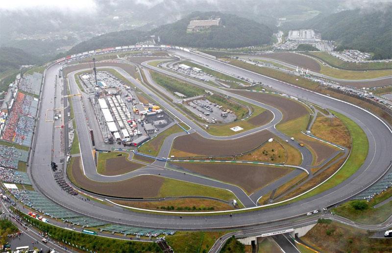 Motegi Circuit - GP del Giappone