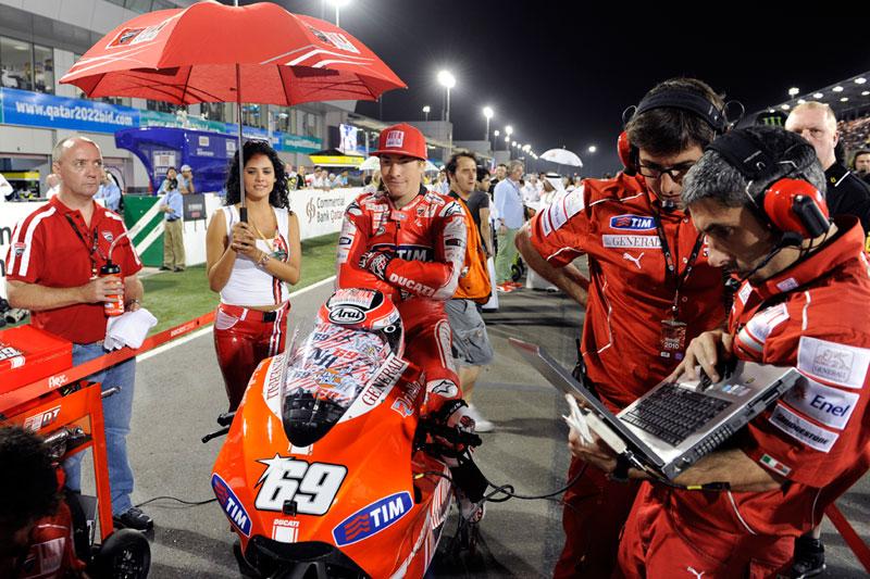 Nicky Hayden, Team Ducati MOTOGP 2010