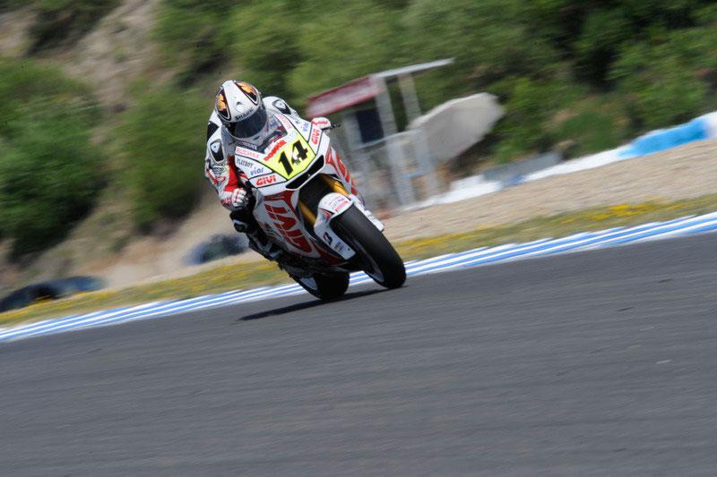 De Puniet ai test di Jerez
