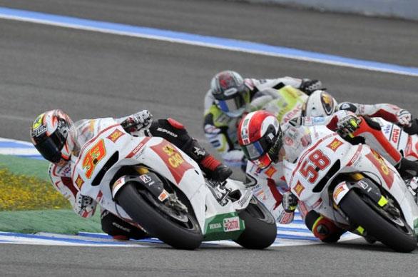 Team San Carlo Honda Gresini, MotoGP 2010