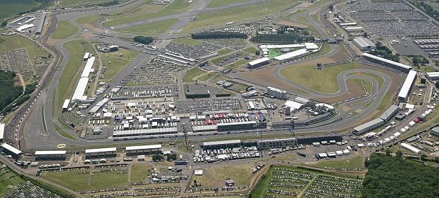 Circuito di Silverstone - Gran Bretagna