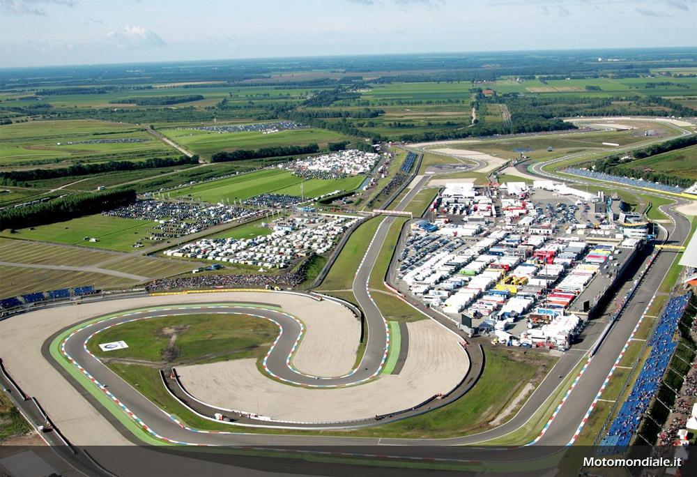 TT Assen Circuit - Motomondiale