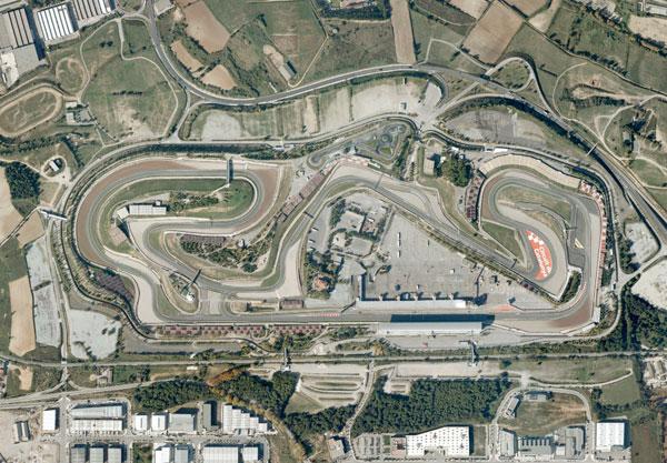 Circuito di Catalogna