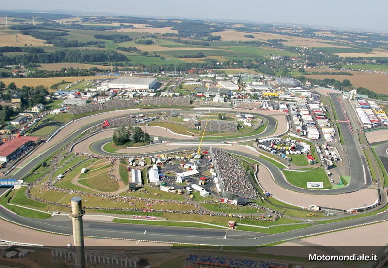 Sachsenring Circuit - Germany