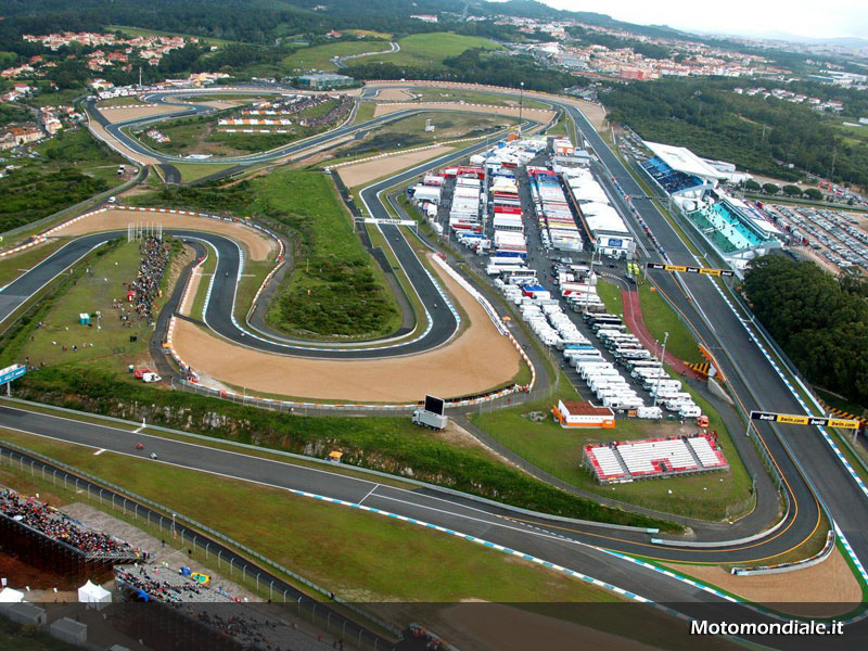 Circuito di Estoril - Portogallo