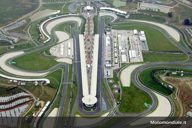 Circuito di Sepang - GP della Malesia