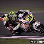 Toni Elias - LCR Honda Moto GP 2011, qualifiche del Qatar