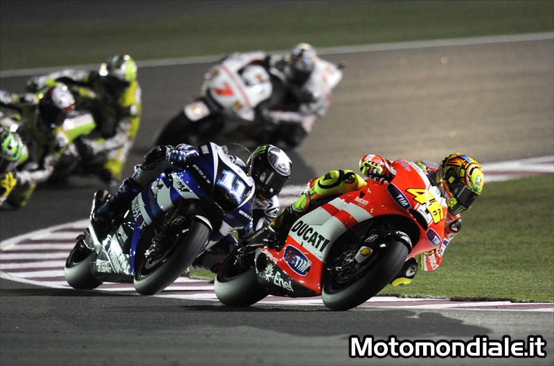 Imagini Valentino Rossi nuovo casco