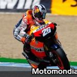 Dani Pedrosa, Repsol Honda - FP2 Jerez Moto GP 2011