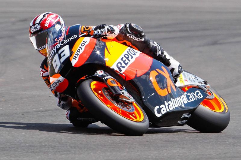 Marc Marquez domina la gara di Moto 2 ad Indianapolis
