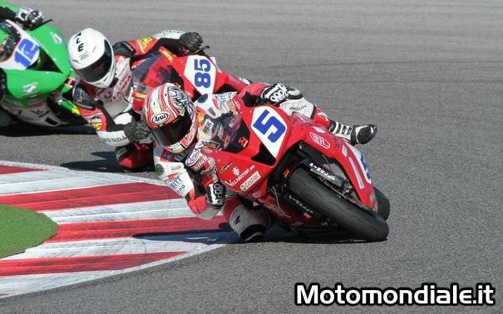 Alessio Velini, Team Velmotor - campionato italiano velocità, classe 600 Supersport