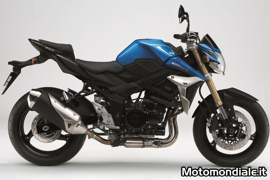 Suzuki GSR750