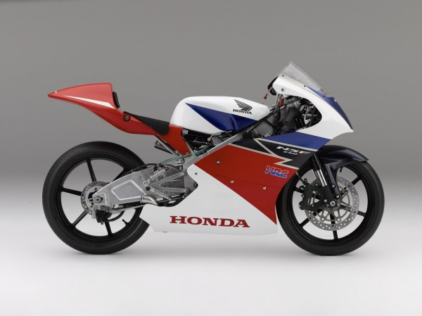 La Honda NSF250R