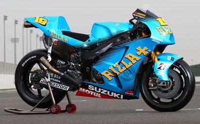 Rizla Suzuki parteciperà alla MotoGP 2012 con una CRT