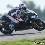 Ayrton Badovini BMW Motorrad Italia SBK Team
