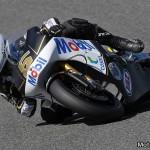 Johann Zarco, JiR Racing Moto 2, ai test di Jerez