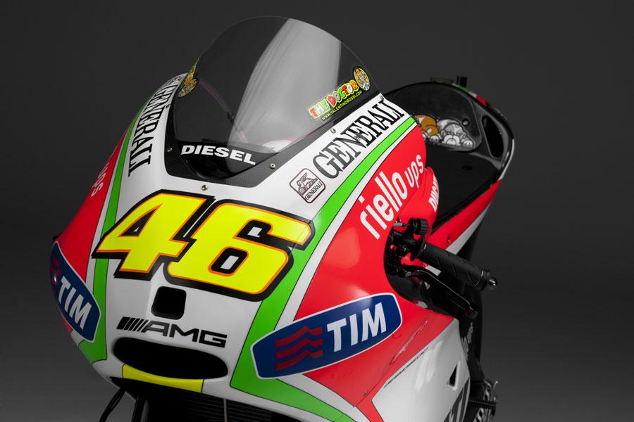 Ducati Desmosedici GP 12