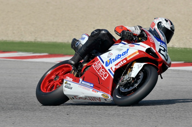 Federico Sandi di nuovo in Althea Racing nella Supersport 1000 FIM Cup