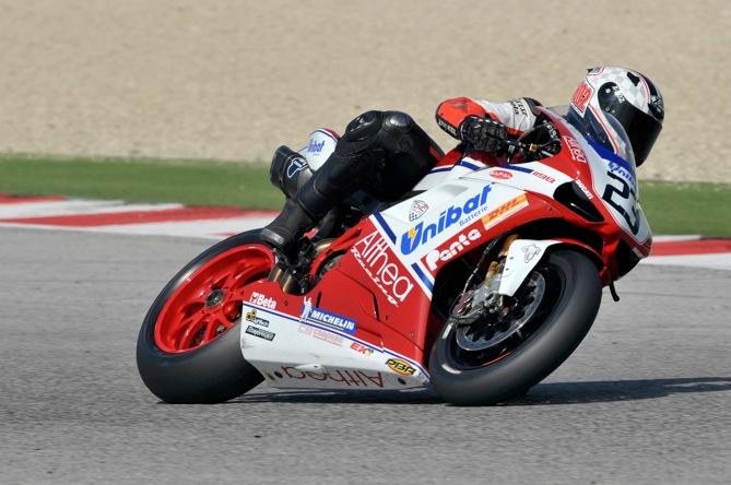 Federico Sandi di nuovo in Althea Racing nella Supersport 1000 FIM Cup