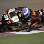 Michele Pirro a Doha, team San Carlo Honda Gresini MotoGP