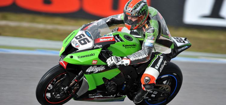 Tom Sykes, Kawasaki Racing, conquista la terza Superpole consecutiva nelle tre disputate quest'anno