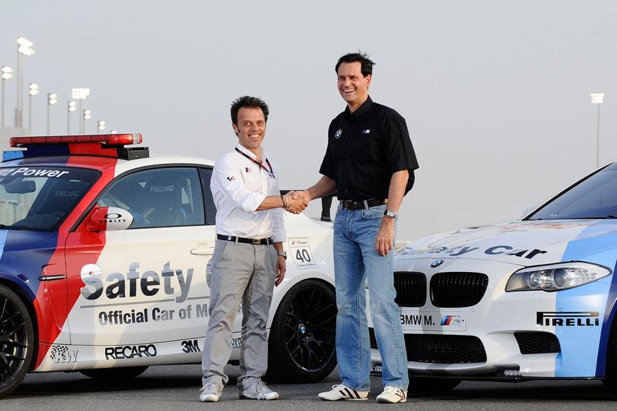 Loris Capirossi, nuovo BMW M MotoGP™ Expert