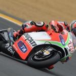 Nicky Hayden a Le Mans (MotoGP 2012)