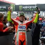Rossi gioia a Le Mans