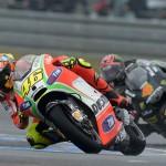 Valentino Rossi supera Andrea Dovizioso (Le Mans - MotoGP 2012)