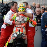 felicità Ducati Rossi