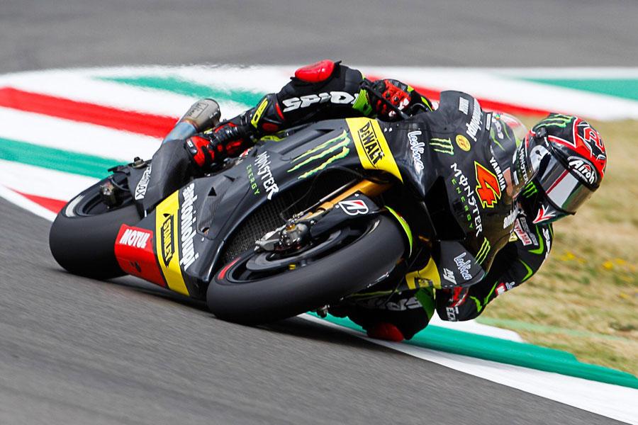 Andrea Dovizioso (Monster Yamaha Tech 3) - MotoGP 2012