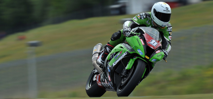 Jeremy Guarnoni (Kawasaki MRS), Superstock 2012 - Brno