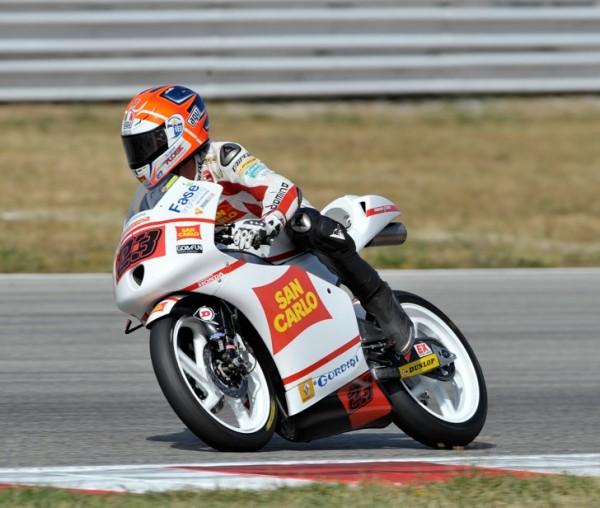 Niccolò Antonelli (San Carlo Moto3) sbanca Misano nelle due gare del Campionato Italiano Velocità (CIV)