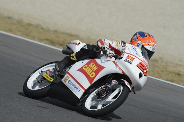 Niccolò Antonelli (San Carlo Gresini Moto3)