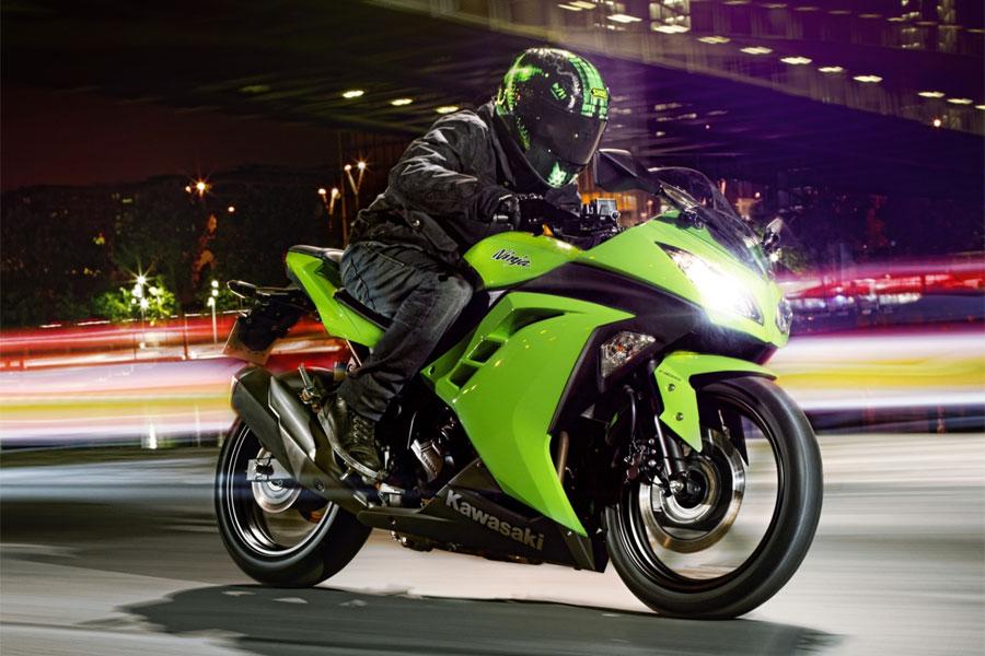 Kawasaki Ninja 300 Una Sportiva Da Strada