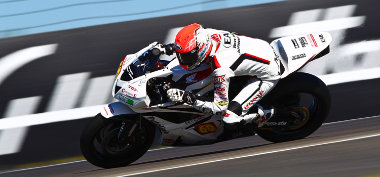 Michael Van der Mark (EAB Ten Kate Junior Team), Q1 Nurburgring - Superstock 600 2012