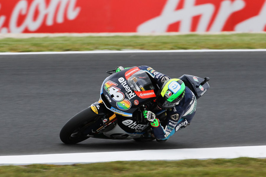 Pol Espargaro, settima pole stagionale - Moto2 Australia, 2012