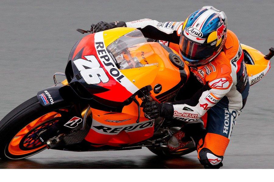 Dani Pedrosa (Repsol Honda), vince a Sepang - MotoGP 2012