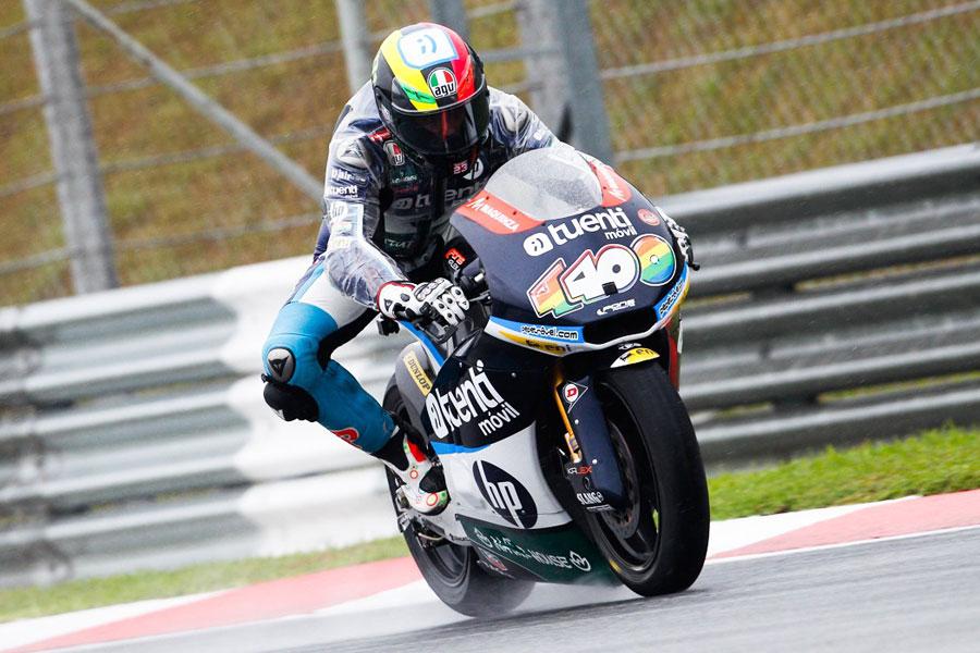 Pol Espargaro ancora in pole - Sepang Moto2 2012