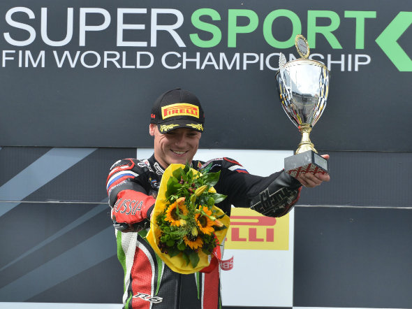 Sam Lowes campione del mondo di Supersport