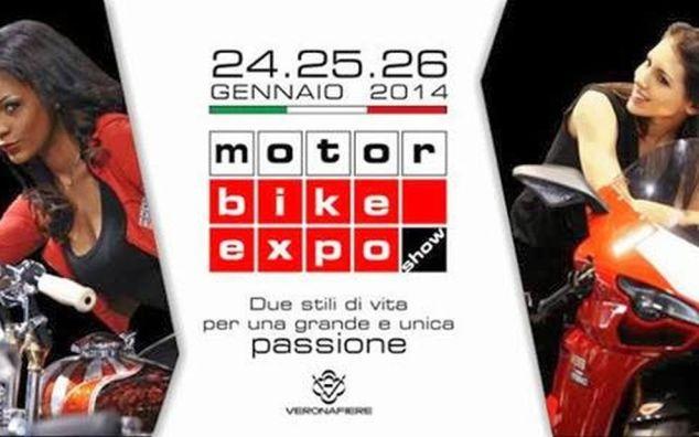 Moto bike expo verona 2014