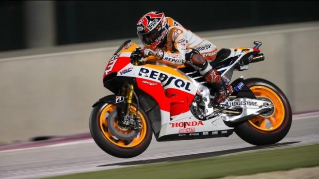 Marc-Marquez-Qatar-Race