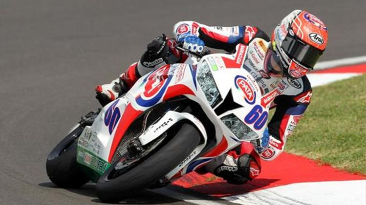 van der mark supersport honda