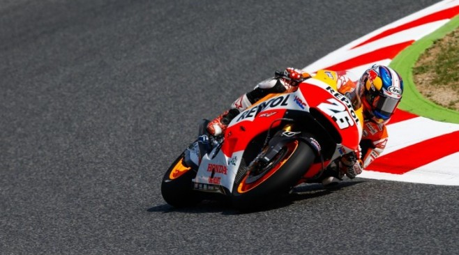 Dani-Pedrosa-Pole-Position-Catalunya